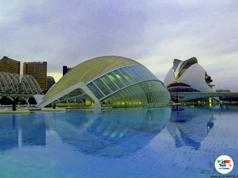 Valencia, Citta delle Arti e delle Scienze
