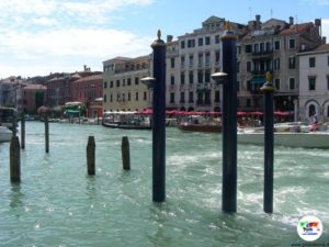 Canal Grande Venezia, Italia