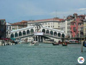Ponte Rialto, Venezia, Italia
