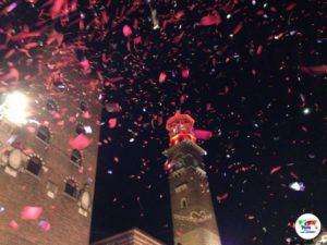 Verona, Torre dei Lamberti San Valentino
