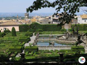 Villa Lante della Rovere, Bagnaia, Lazio, Italia