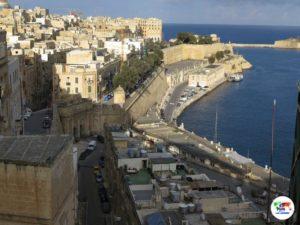 La Valletta - Barraca Gardens - Malta