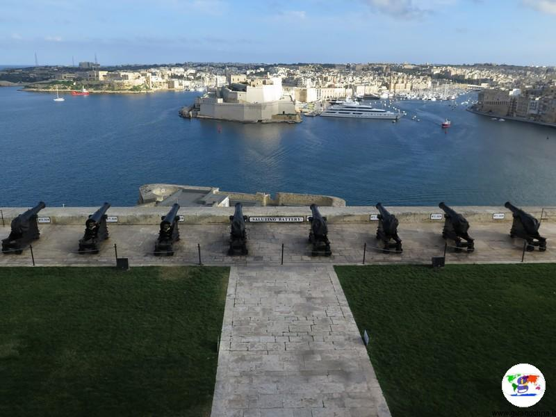 La Valletta Saluting Battery