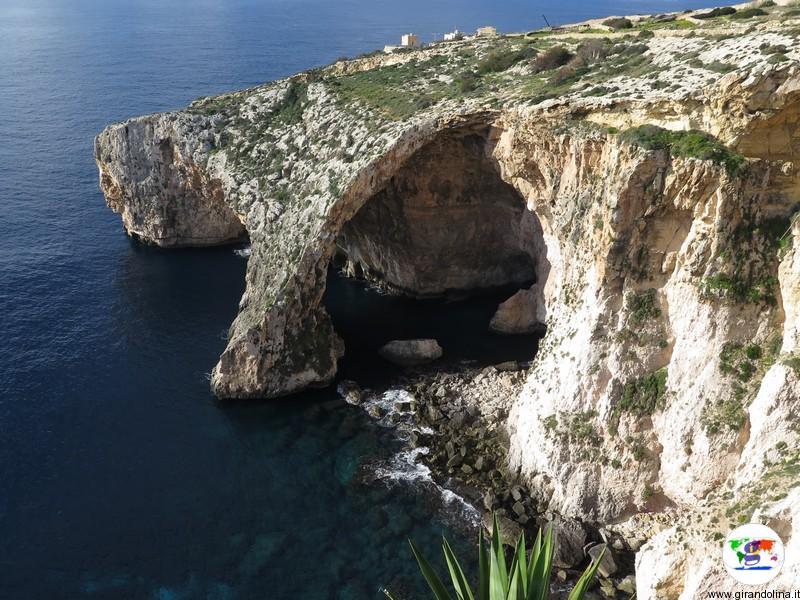 Malta- le Blue Grotto
