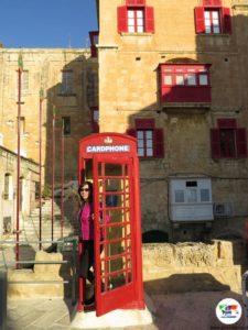 Malta e le celebri cabine rosse inglesi