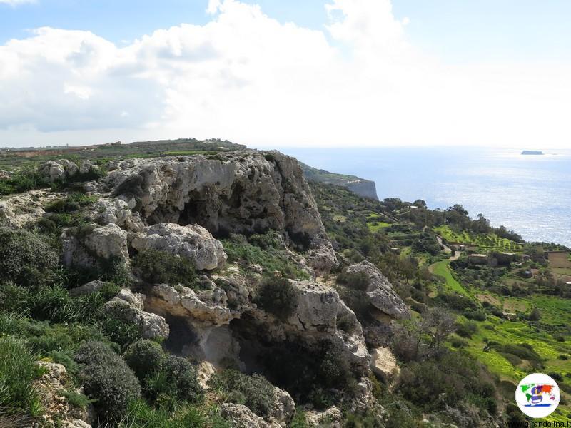Malta- le Falesie di Dingli
