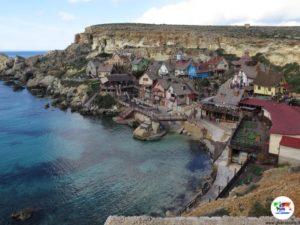 Malta, Villaggio di Popeye