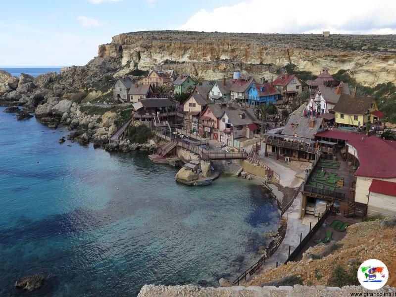 Malta - Popeye Village