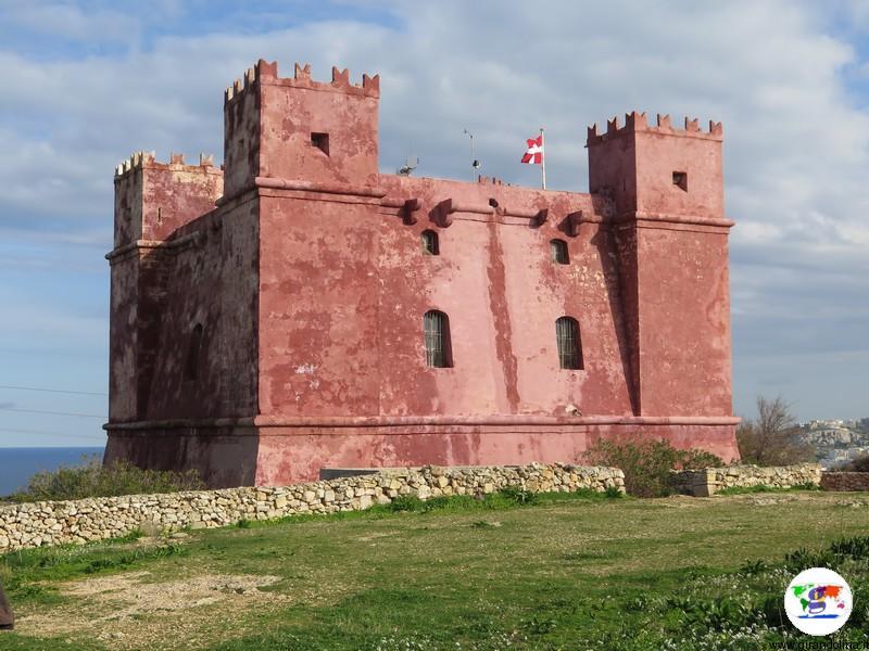 Malta - St.Agata Tower