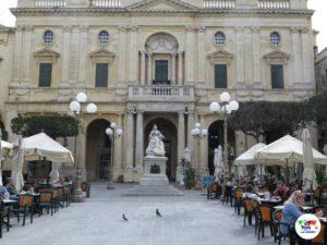 La Valletta - Republic Square- Malta