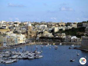 La Valletta -Malta- il porto di Vittoriosa
