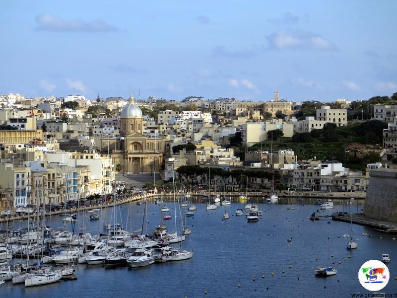 Malta - porto di Vittoriosa