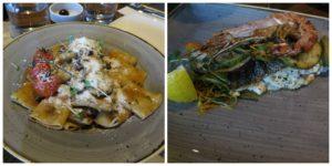 Il nostro pranzo presso Munchies Mellieha Bay