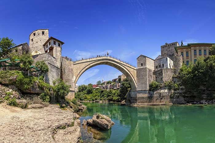 Stari Most, Mostar, Bosnia-Erzegovina (ph skyscanner)