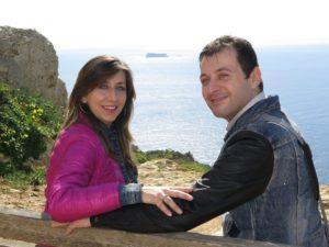 Malta, le Falesie di Dinghi