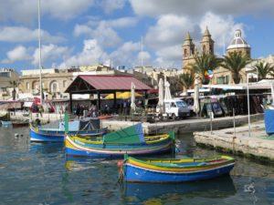 Malta  e Marsaxlokk