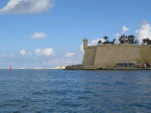 La Valletta -Malta- il Grand Harbour