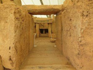 Malta, il Tempio di Mnajdra