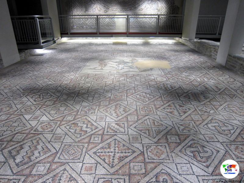 Domus dei Tappeti di Pietra, Ravenna