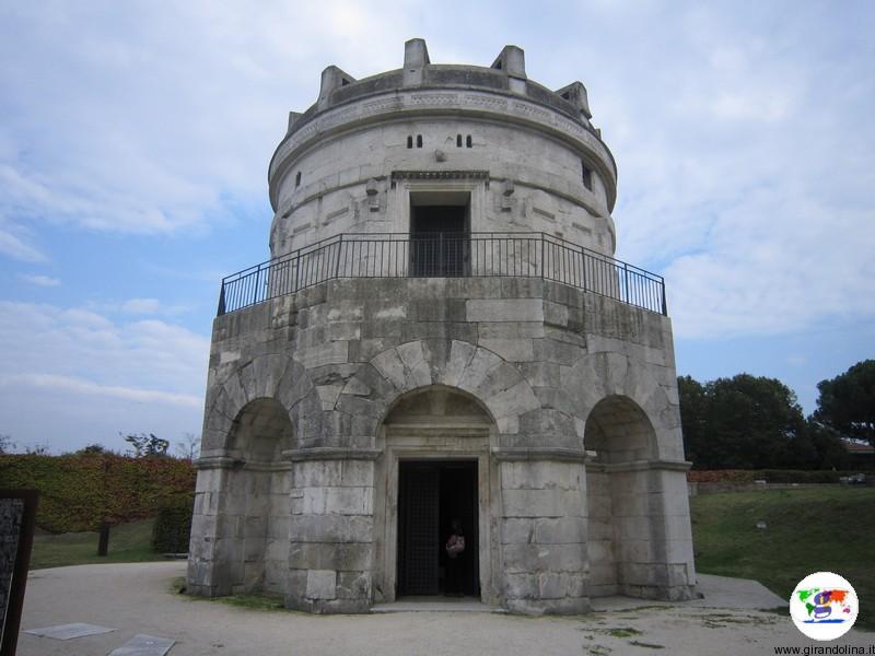 Mausoleo di Teodorico,Ravenna