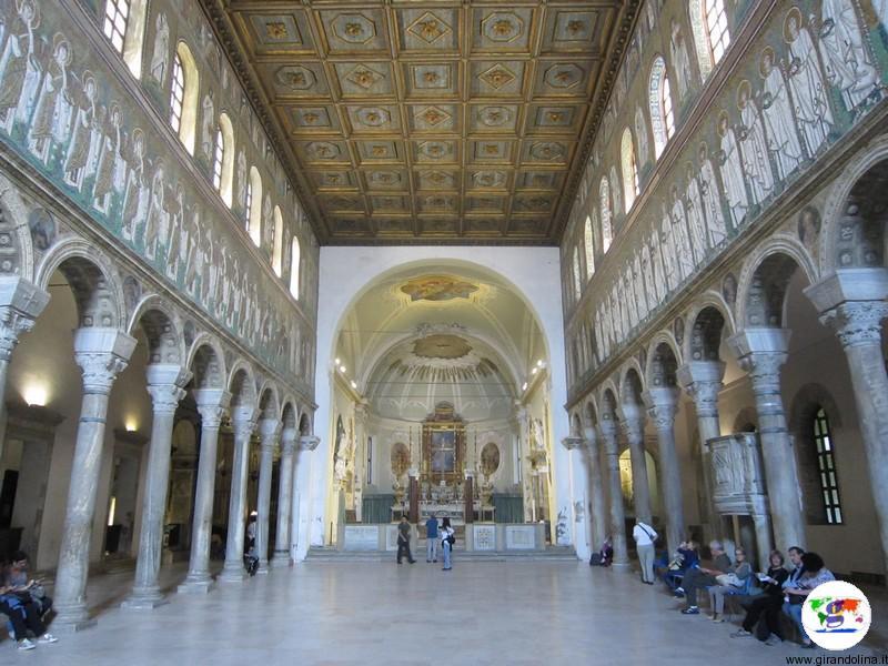 Basilica di Sant'Apollinare Nuovo,Ravenna