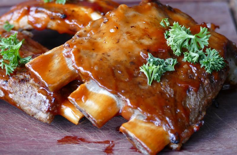 Bbq Ribs (ph Skyscanner)
