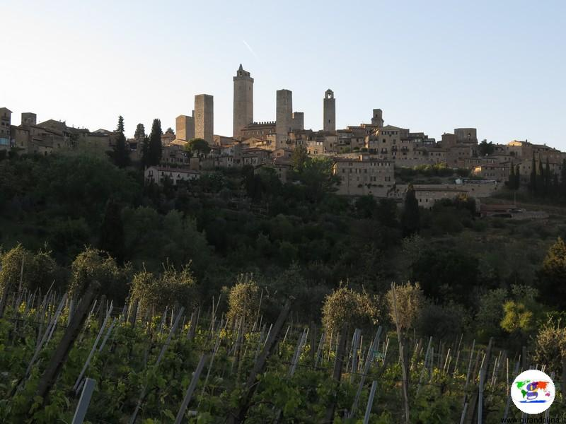 San Gimignano e i suoi vitigni