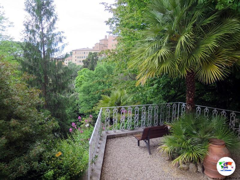 L' Orto Botanico di Siena