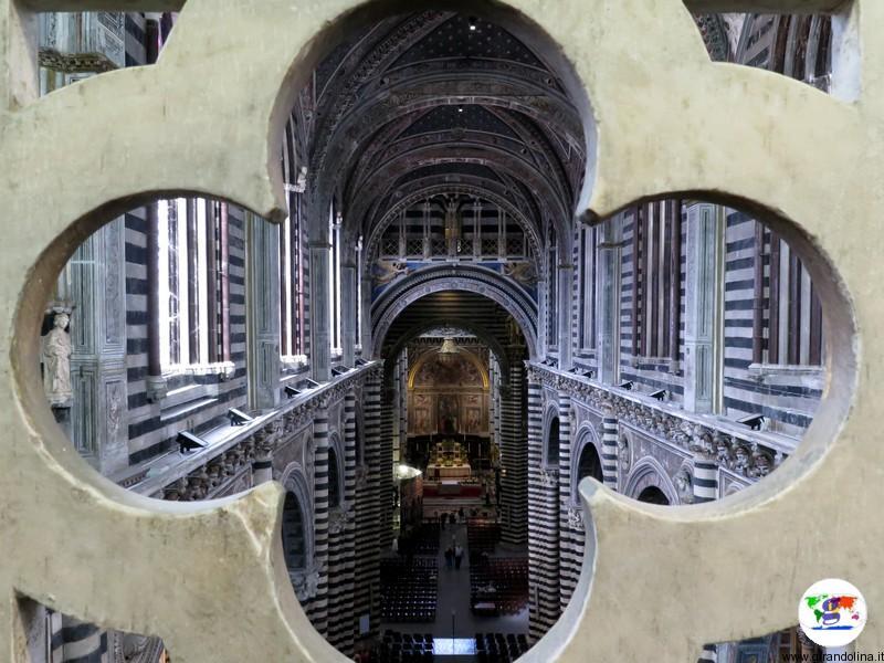 Il Duomo di Siena, la Porta del Cielo