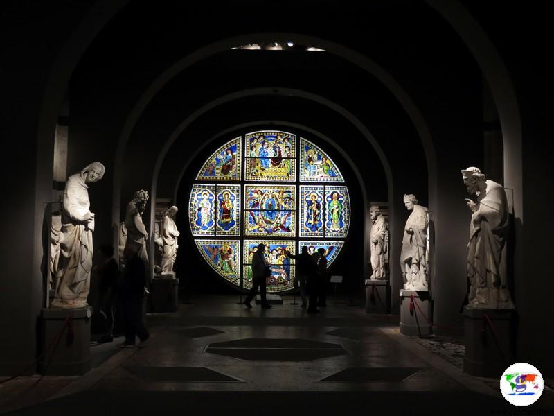 Siena,Museo dell'Opera Metropolitana