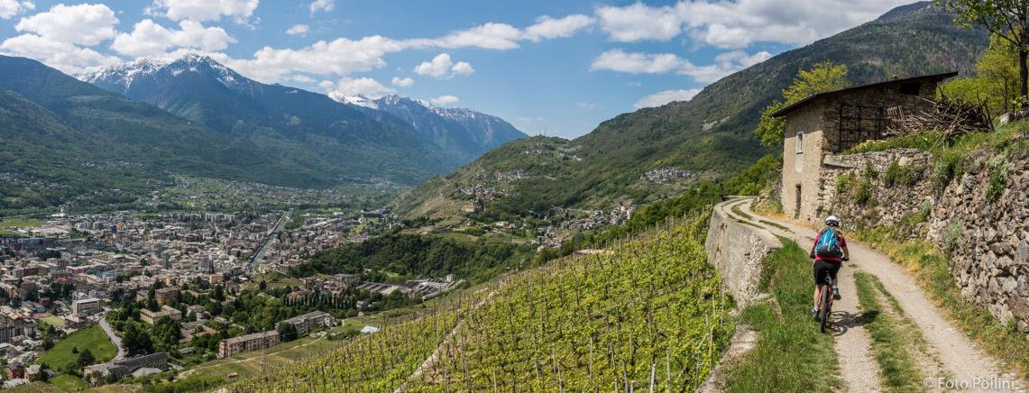 Rent a Bike Valtellina  ( Credits Foto Pollini)