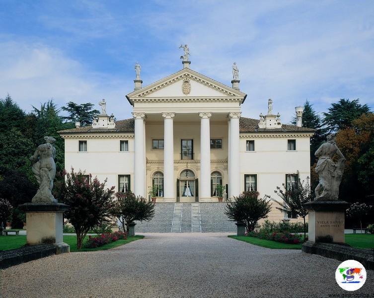 Valdobbiadene, Villa Sandi