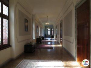 CastelBrando, corridoi interni