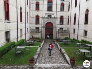 CastelBrando, cortile interno