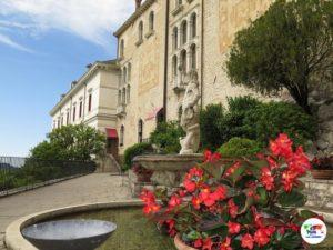 CastelBrando, giardini
