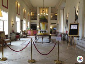 CastelBrando, ingresso Hotel