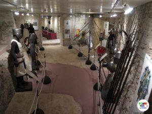 CastelBrando, Sala d'Armi