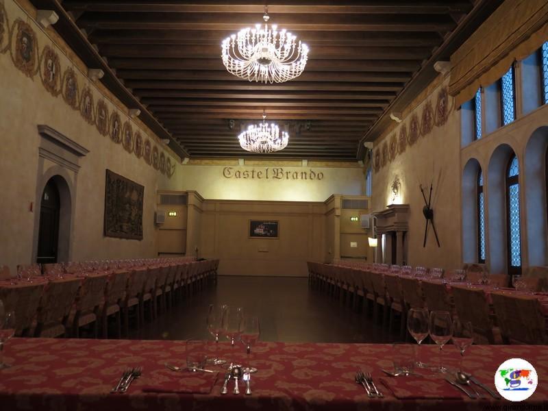 CastelBrando , il Teatro Sansovino