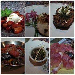 Valdobbiadene, Ai Cadelach Hotel Ristorante & Benessere, il nostro menù