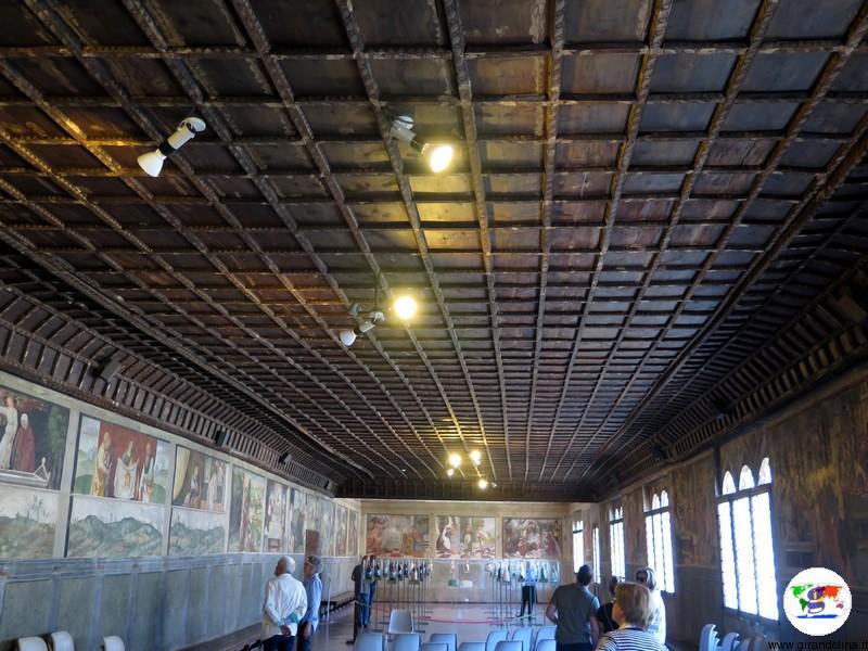 Conegliano, il Duomo e la Sala dei Battuti