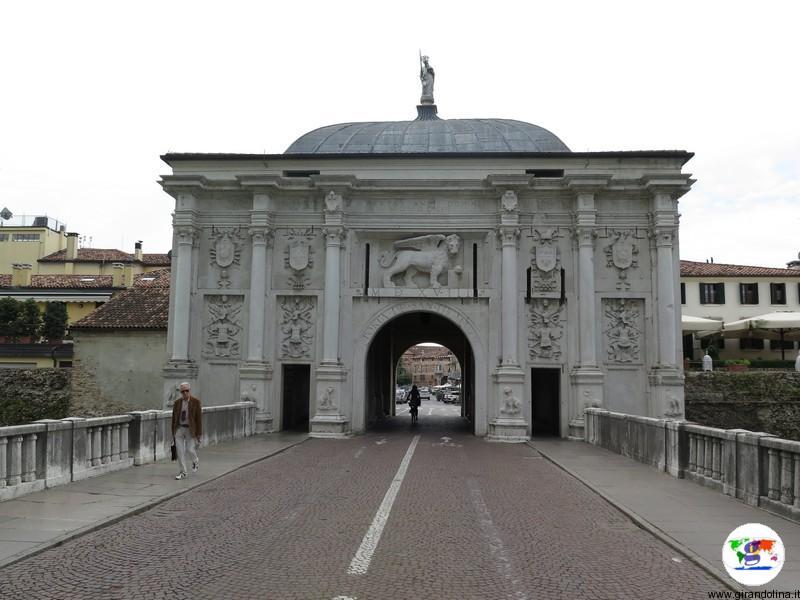 Treviso, la Porta San Tomaso