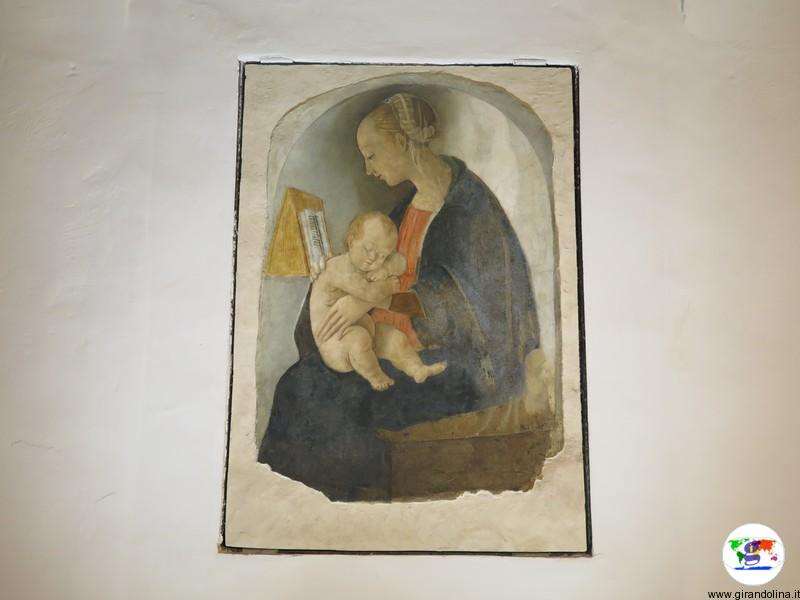 Urbino, la Madonna con il Bambino nella Casa di Raffaello