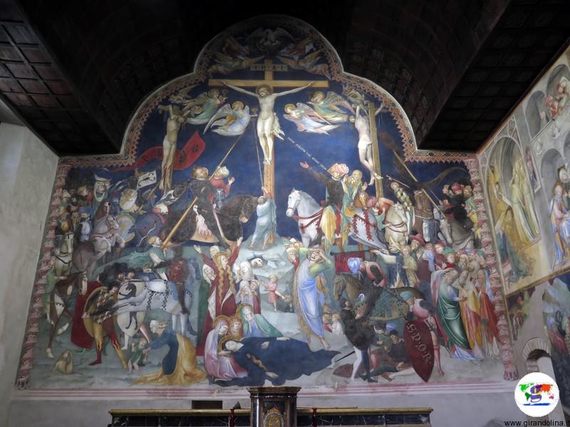 Urbino, Oratorio San Giovanni