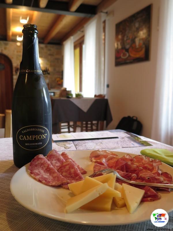 Valdobbiadene, Azienda Agricola Campion, la nostra degustazione