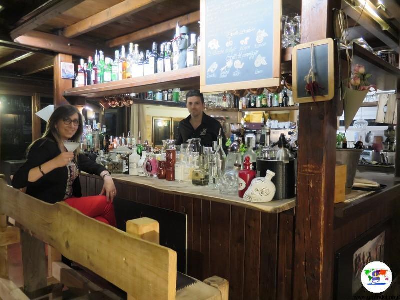 Valdobbiadene, Ai Cadelach Hotel Ristorante & Benessere, il Bar Americano e Max il barman
