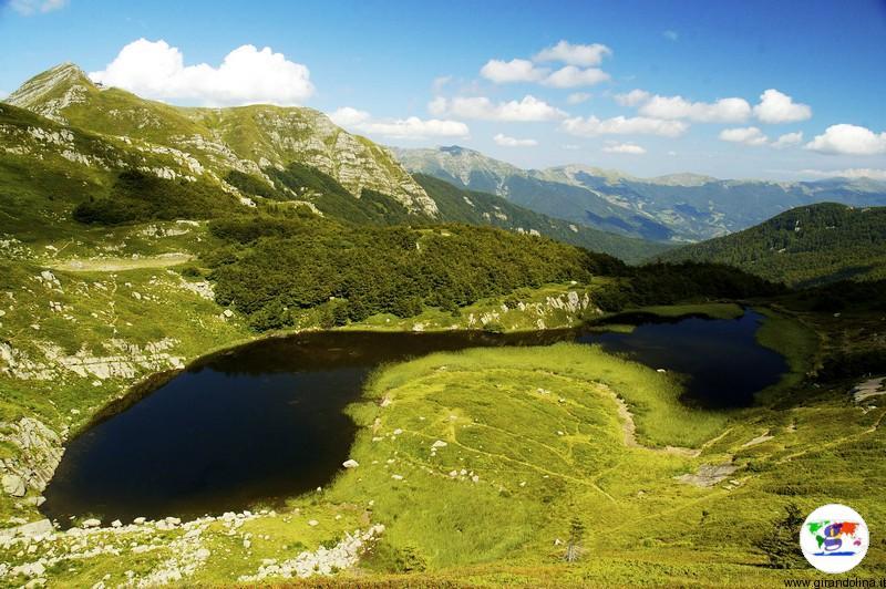 Abetone, il Lago Nero