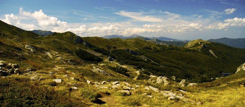 Abetone d'estate, i sentieri del trekking più famosi dell' Appennino toscano