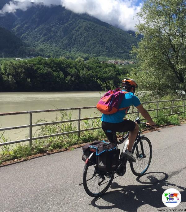 Pedalare in Valtellina