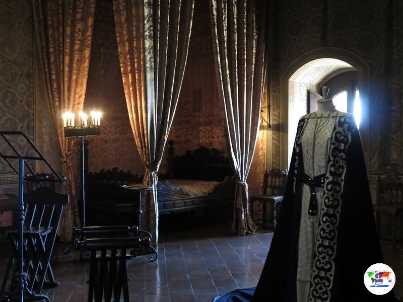 Il Castello di Gradara, Camera di Francesca