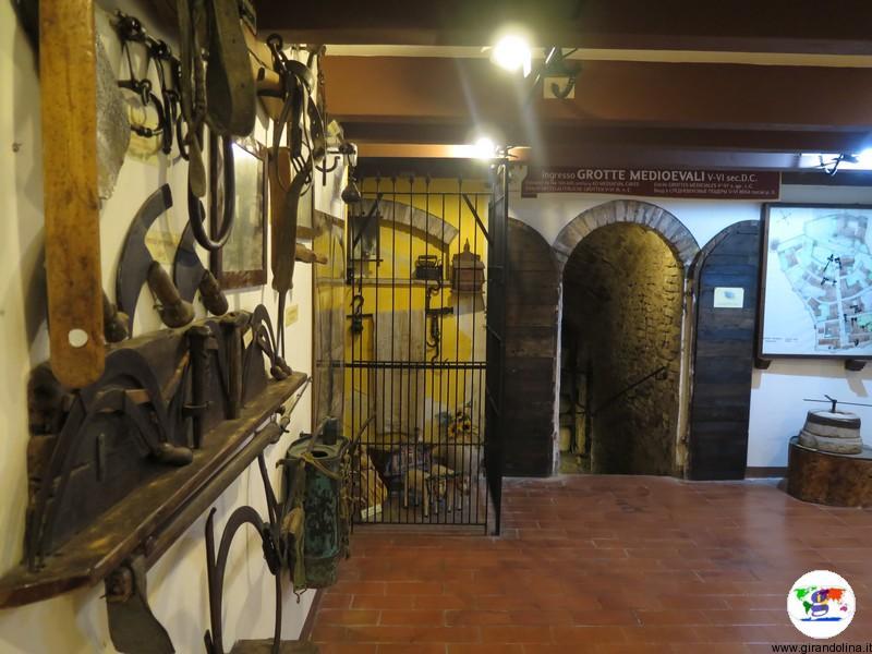 Gradara e il Museo Storico e le Grotte Medioevali